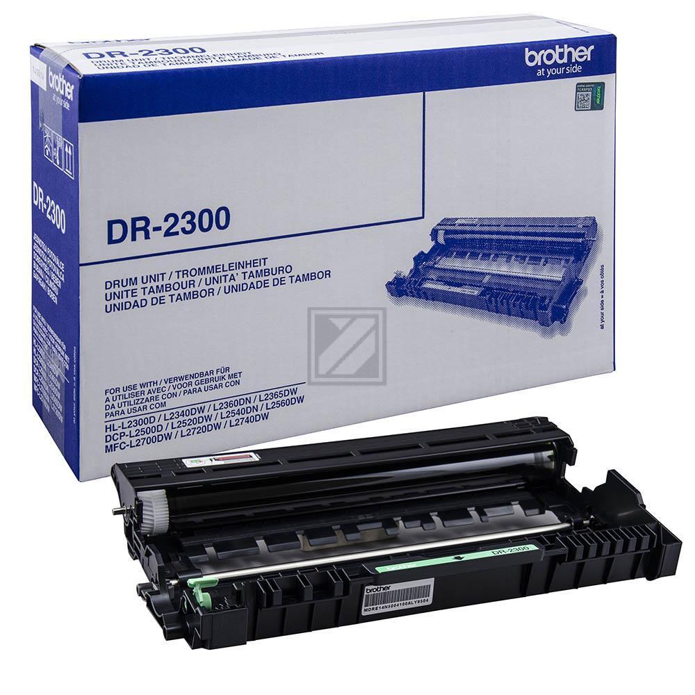 Brother Fotoleitertrommel schwarz (DR-2300)
