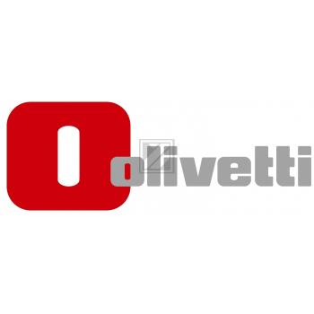 Olivetti Ribbon Plastic-Carbon black (80835K)