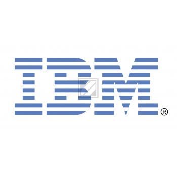 IBM Ribbon Plastic-Carbon black (1136108)