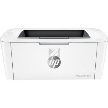 Hewlett Packard Laserjet Pro M17 W