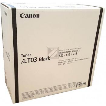 Canon Toner-Kit (2725c001, T03)