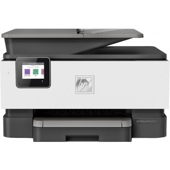 Hewlett Packard Officejet Pro 9018