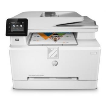 Hewlett Packard Color Laserjet Pro MFP M 283 FDW