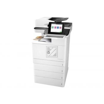 Hewlett Packard Color Laserjet Enterprise Flow MFP M 776 Z