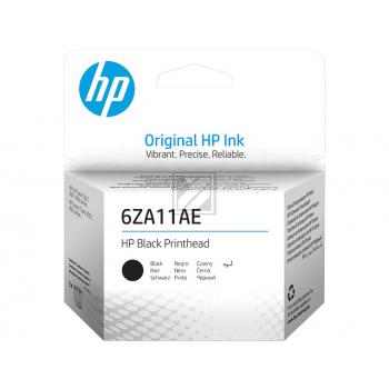 HP Tintendruckkopf schwarz (6ZA11AE)