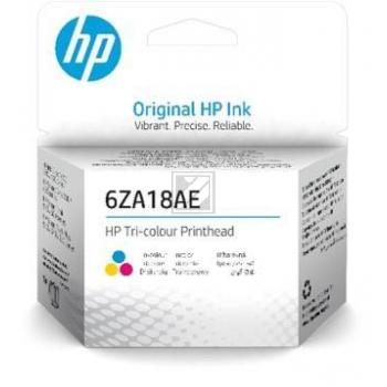HP Tintendruckkopf 3-farbig (6ZA18AE)