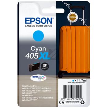 Epson Tintenpatrone cyan HC (C13T05H24010, 405XL)