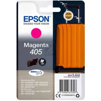 Epson Tintenpatrone magenta SC (C13T05G34010, 405)