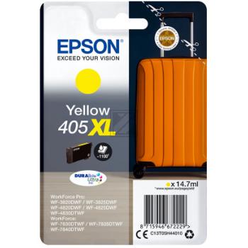 Epson Tintenpatrone gelb HC (C13T05H44010, 405XL)
