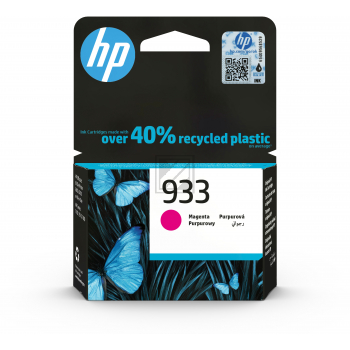 HP Tintenpatrone magenta (CN059AE#BGX, 933)