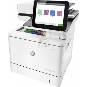 Hewlett Packard Color Laserjet Enterprise MFP M 578