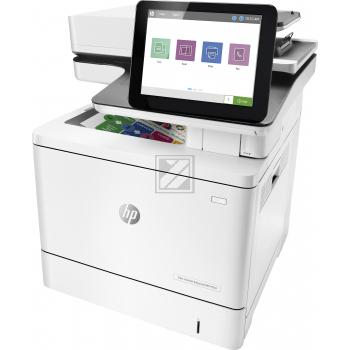 Hewlett Packard Color Laserjet Enterprise MFP M 578 F
