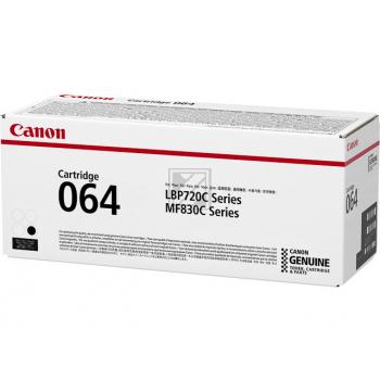 Canon Toner-Kartusche schwarz SC (4937C001, 064)