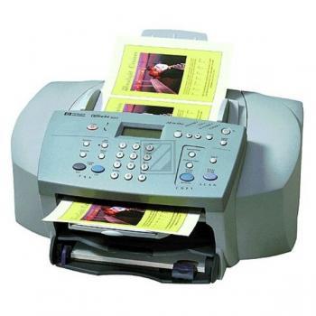 Hewlett Packard Officejet K 80 XI
