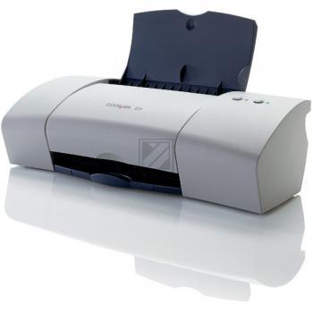 Lexmark Color Jetprinter Z 25