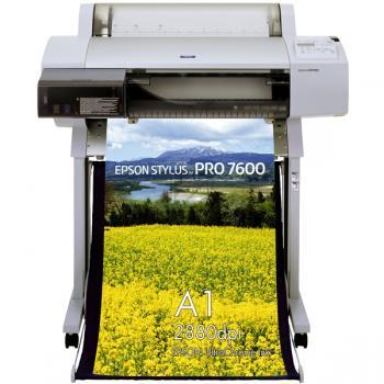 Epson Stylus Pro 7600 DYE