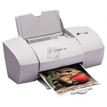 Lexmark Color Jetprinter Z 604