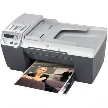 Hewlett Packard Officejet 5510 V