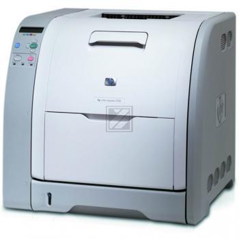 Hewlett Packard Color Laserjet 3700 N