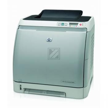 Hewlett Packard Color Laserjet 2600 N