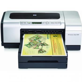 Hewlett Packard Business Inkjet 2800