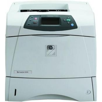 Hewlett Packard Laserjet 4300 Dtns