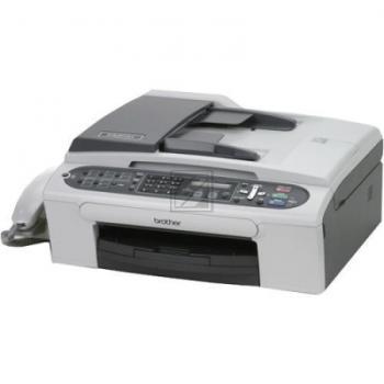 Brother Intellifax 2480 C