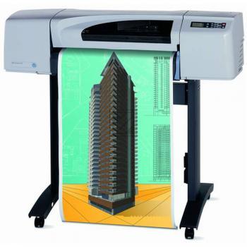 Hewlett Packard Designjet 500 Plus