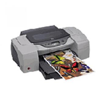 Hewlett Packard Color Printer 1700 DTN