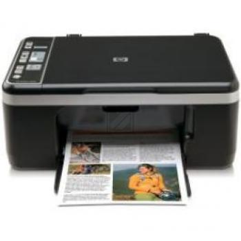 Hewlett Packard Deskjet F 2140