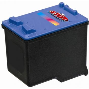 Emstar Tintendruckkopf cyan/gelb/magenta (12HPDJ3900CHC, H78) ersetzt 22