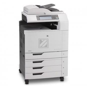 Hewlett Packard Color Laserjet CM 6049 F