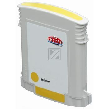 Emstar Tintenpatrone gelb HC (12HPOJ550Y, H74) ersetzt 88XL