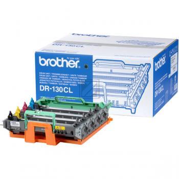 Brother Fotoleitertrommel schwarz/cyan/magenta/gelb (DR-130CL)