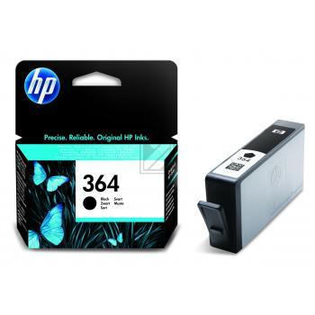 HP Tintenpatrone photo schwarz (CB317EE, 364)