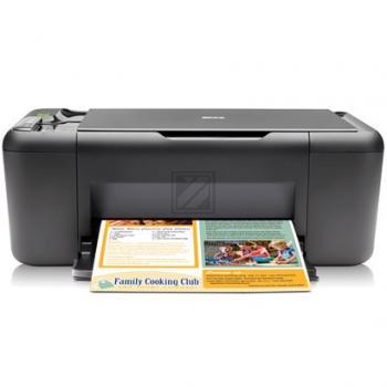 Hewlett Packard Deskjet F 4400