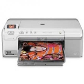 Hewlett Packard Photosmart D 5345