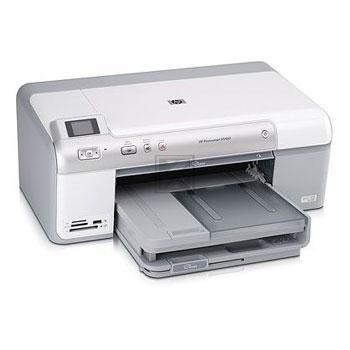 Hewlett Packard Photosmart D 5400