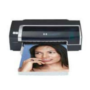 Hewlett Packard Deskjet 9860