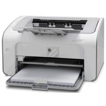 Hewlett Packard Laserjet Pro P 1102