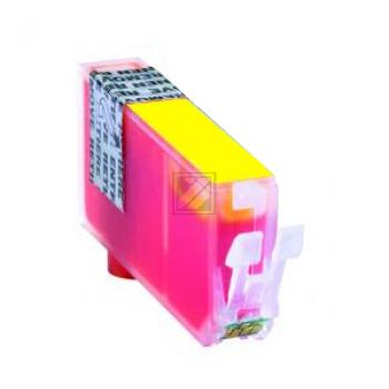 Emstar Tintenpatrone gelb (10CAIP3600Y, C90) ersetzt CLI-521Y