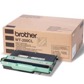 Brother Tonerrestbehälter (WT-200CL)