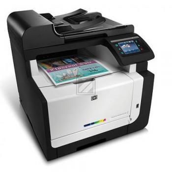 Hewlett Packard Color Laserjet Pro CM 1415 FNW