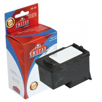 Emstar Tintenpatrone schwarz (12CAMP240S, C97) ersetzt PG-510