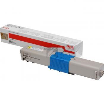 OKI Toner-Kit gelb (44973533)