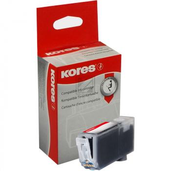 Kores Tintenpatrone schwarz (G1509BK) ersetzt CLI-521BK