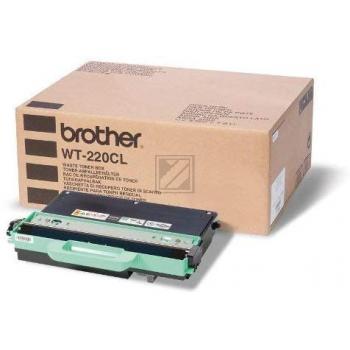 Brother Tonerrestbehälter (WT-220CL)