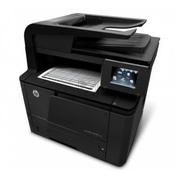Hewlett Packard Laserjet Pro 400 MFP M 425