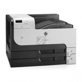 Hewlett Packard Laserjet Enterprise 700 M 712