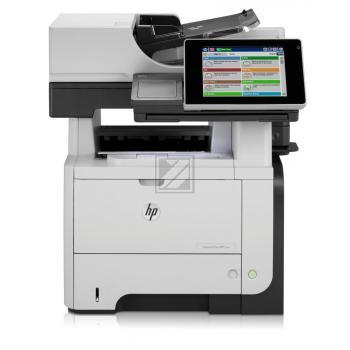 Hewlett Packard Laserjet Enterprise Flow MFP M 525 C